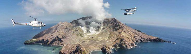 Volcano tour