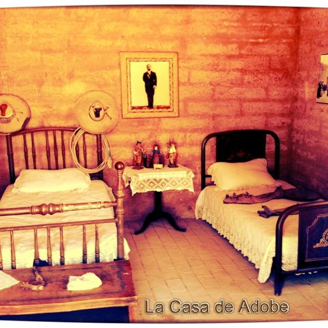 #Juárez, la Casa de Adobe