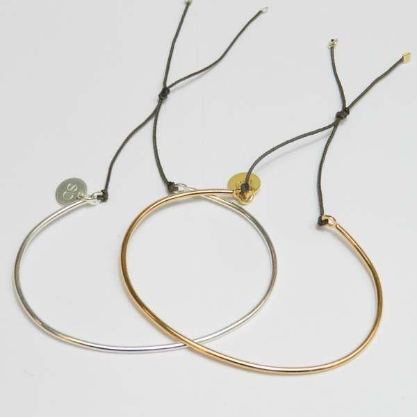 Bracelet jonc - Sophie Deschamps