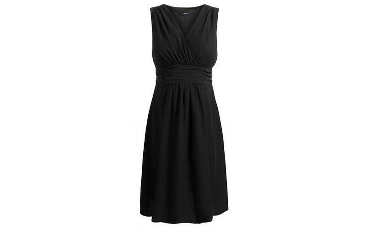 Noppies Dress woven Liane zwart