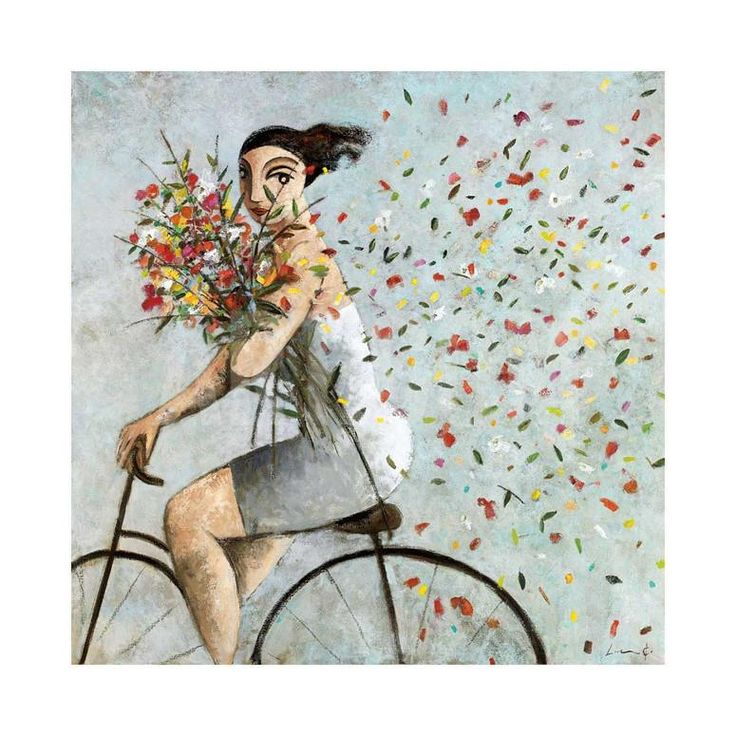 Petals Giclee Print by Didier Lourenco at Art.co.uk