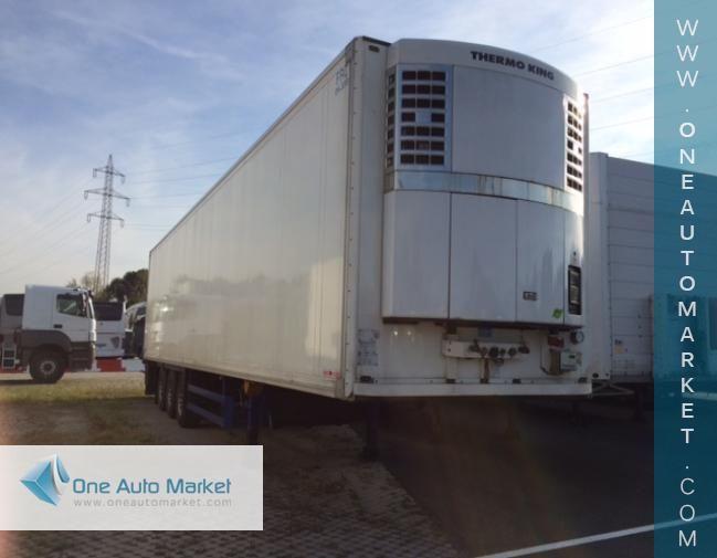 2007 Schmitz Reefer multitemp Semi Trailer For Sale | Used | Salzburg Austria | One Auto Market