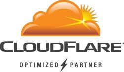 We are a Cloudflare Partner