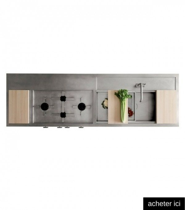 Moderne-einbaukuche-industrial-style-demode-65 18 best valcucine - moderne einbaukuche besticht durch minimalistische asthetik