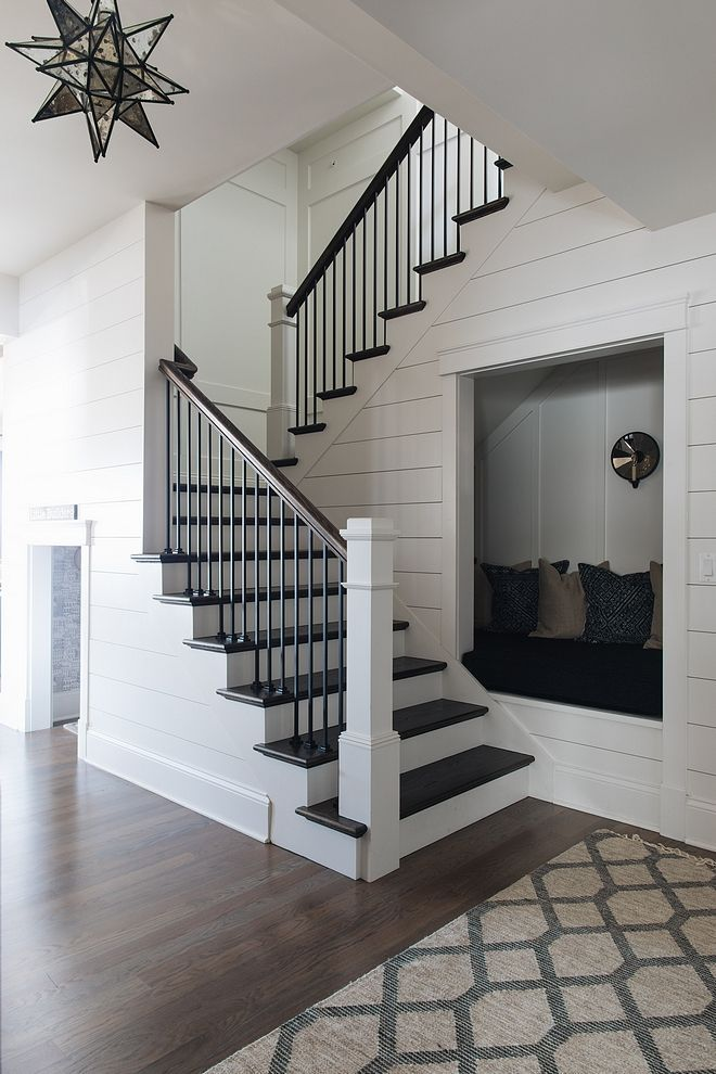 New Construction Farmhouse With Front Porch Home Bunch Interior