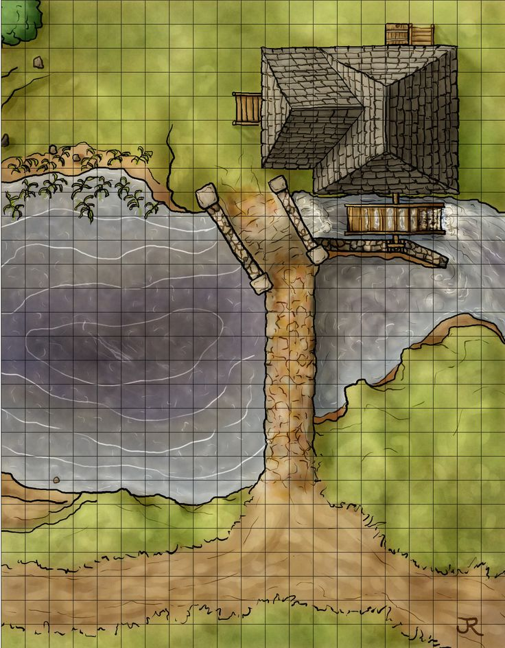 My gallery of collected Battlemaps Got more