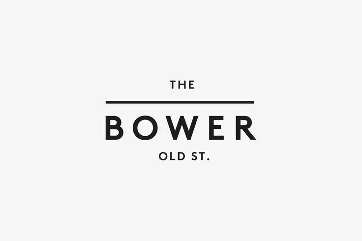 The Bower - Branding
