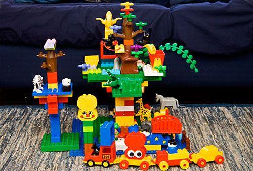 10 Minute Challenges for Preschoolers
