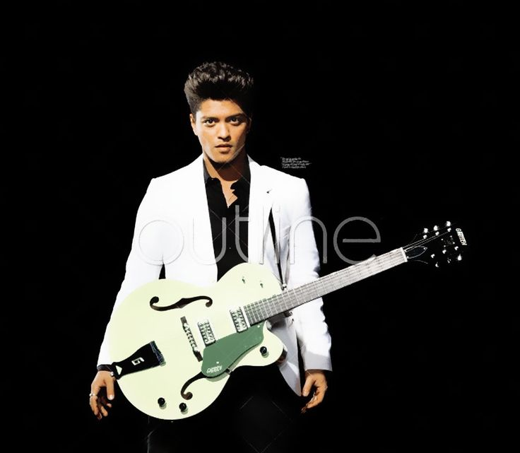 Channeling Elvis Hes Gorgeous Bruno Pinterest