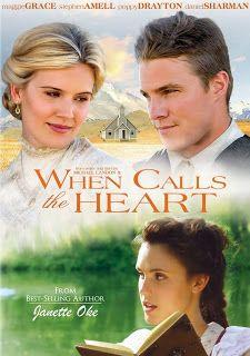 New Age Mama: When Calls The Heart - 2013 DVD - Hallmark Channel (2013