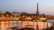 Eiffel Tower Dinner and Seine River Cruise by Minivan, Paris, Dining Experiences
