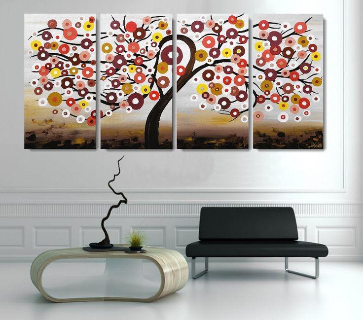 Le migliori 25 idee su alberi astratti su pinterest for Cerco quadri moderni