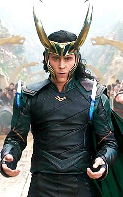Really excited about Loki in this next movie... what has he been doing all this time?! Like wasn't he supposedly dead in that last Thor film?