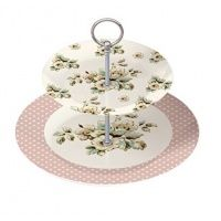 Katie Alice Cottage Flower  etagere CAKE2466