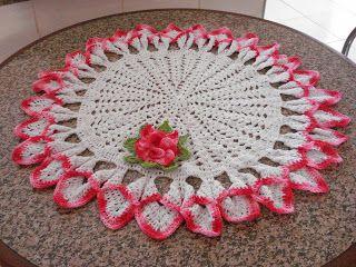 crochesueli.blogspot.com: GRÁFICO DA TOALHA FANTÁSTICA E TOALHA REDONDA