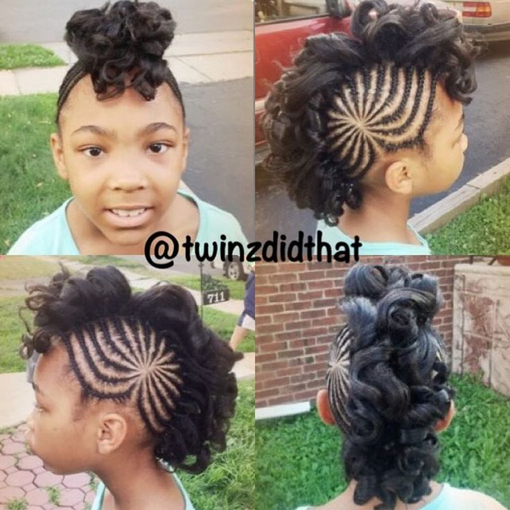 Style: Braided Mohawk #mohawk #kidshair #kidsbraids #kidshairstyles #naturalhair #protectivestyle #protectivestyles #blackhair #braids #cornrows #braidsforkids #braidsforgirls #neatbraids #curls #curlygirl #love #cute #follow #followme #like #beautiful #smile #style #fashion #amazing #hairinspo #feminine #hairlovers #loveit #photo