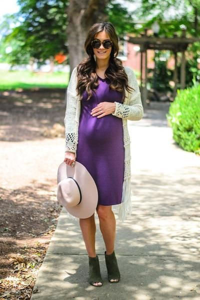 "UPF Clothing | UPF50+ ""Your Favourite Long-Sleeve Knee Dress"" in ""Plum"" by SummerSkin"