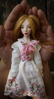 Art Doll ''Lida'' by Romantic Wonders