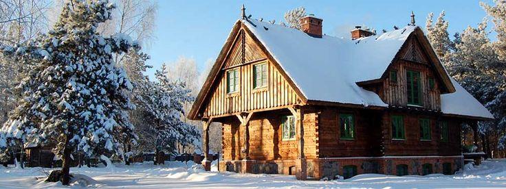 Dom z bali – budujemy i projektujemy domy z bali drewnianych w regionalnym stylu