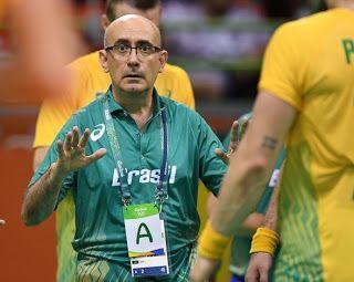 Blog Esportivo do Suíço:  Após 7º lugar na Rio 2016, seleção masculina de handebol perde treinador para a Espanha