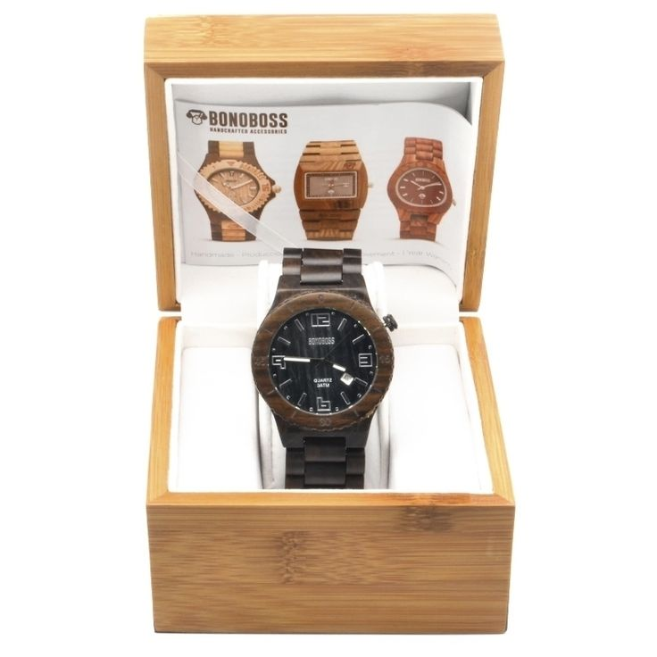 Reloj de madera de Sándalo natural, Sequitor fabricado con movimiento Japonés de cuarzo Citizen garantizado por un año y movimiento Quartz, dial de 46mm, incluye garantía y empaque de madera de regalo, encuéntralo en www.bonoboss.cl y en nuestras tiendas de Santiago y Matencillo!.   #Bonoboss #lentes #sunglasses #chile #design #handmade #wood #wooden #madera #hechoamano