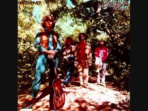 Creedence Clearwater Revival - Green River (1969) Full Album