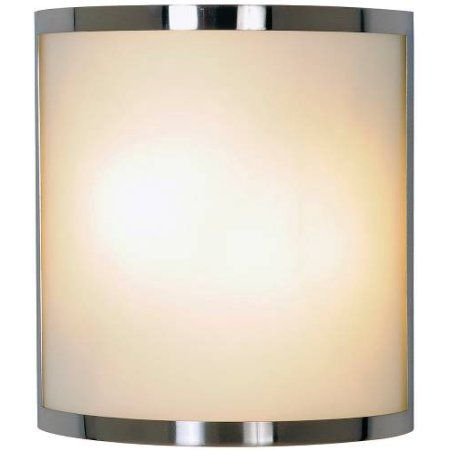 Monument Contemporary Wall Sconce Fixture, Maximum Two 60