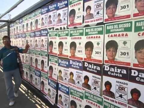 CONTAMINACIÓN VISUAL EN EN CARTAGENA, CAMPAÑAS POLÍTICAS ENSUCIAN LA CIUDAD