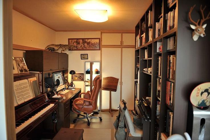 sendai japan man cave room home library design built on smart man cave basement ideas id=26626