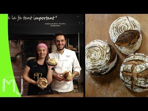 Hoy cocino con... | PAN DE ESPELTA CON MASA MADRE (CON JORDI MORERA) - YouTube