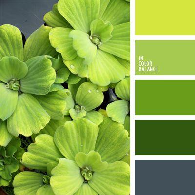 USE THE 2ND LIGHT GREEN FOR OUR HALLS. Color combination, color pallets, color palettes, color scheme, color inspiration.