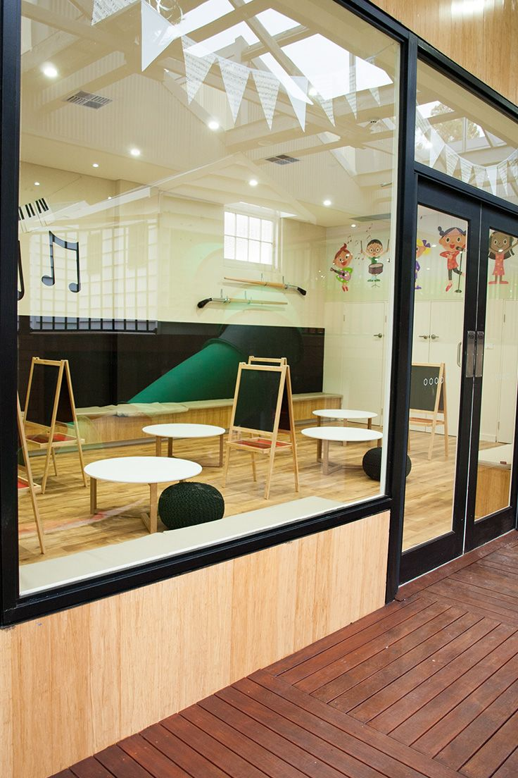 Artistic Studio at Greenwood Concord - a place for group art, singing, dancing, yoga and more! www.greenwood.com.au