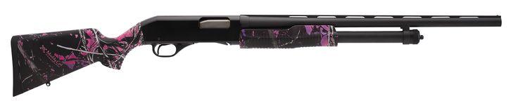 Savage Arms Firearms 320 Field Grade Muddy Girl