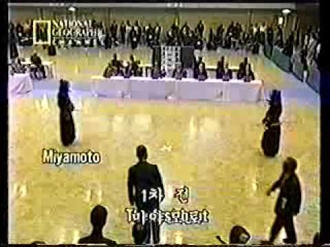National Geographic documentary on KENDO