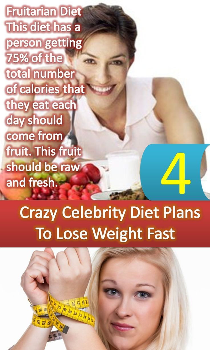 Best Celebrity Diets - Celebrity Diet Tricks for Summer