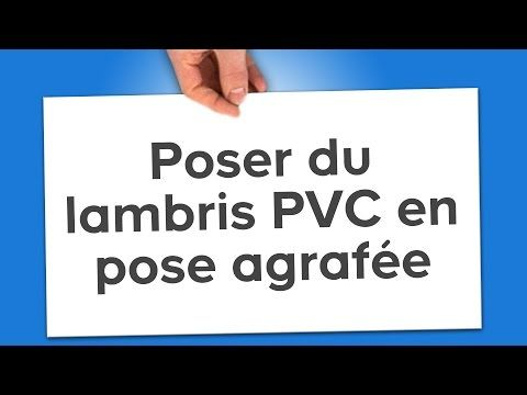 1000 ideas about lambris pvc on pinterest lambris pvc for Pose du lambris pvc