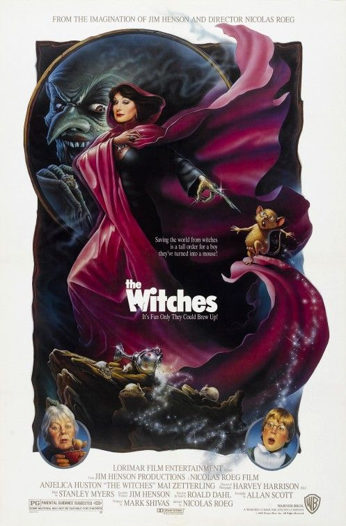 The Witches Movie Poster 1990