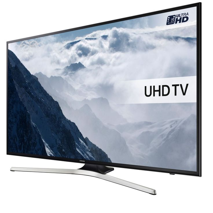 """508965 - Samsung UE65KU6020 65"""" 4K Ultra HD PurColour HDR Smart TV with WiFi - QVC Price: £1,206.00  Event Price: £999.96 + P&P: £0.00 or 4 Easy Pays of £249.99 +P&P  This item is available through Advanced Order. It will be shipped the week commencing 05/12/2016.  This Samsung Crystal Colour 4K ultra HD smart TV is a marvel of home entertainment with cutting edge SmartThings control and High Dynamic Range (HDR) that blends with PurColour technology to add immense gloss to your content."""