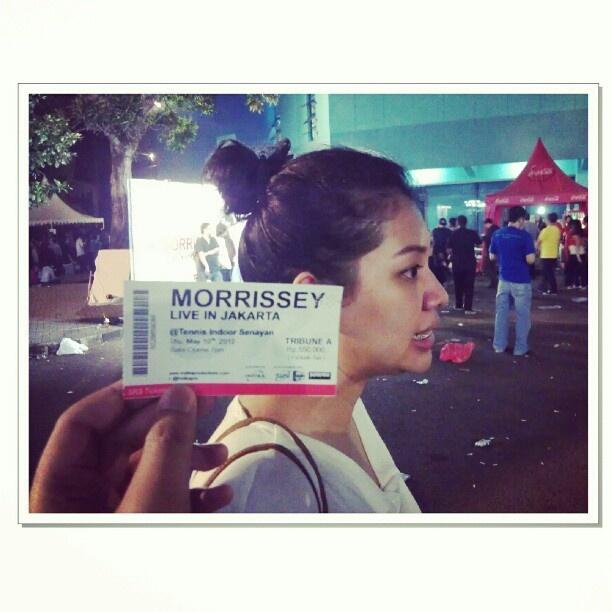 Let me kiss you...uwuuwuuuw... #MorrisseyJKT