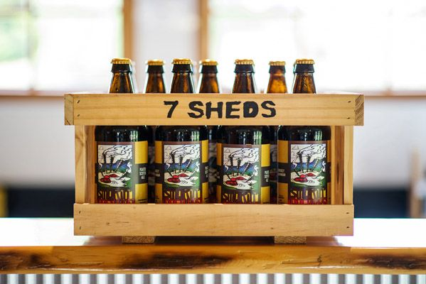 15 Best Images About Seven Sheds Brewery Meadery Hop