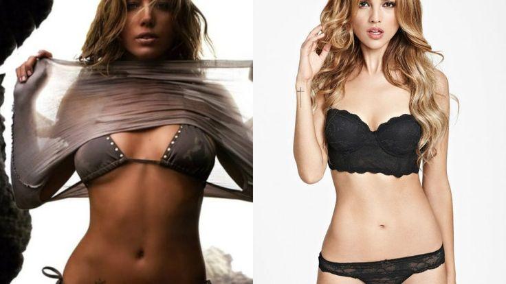 Guerra de bikinis Eiza González vs Jessica Biel