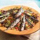 Couscous salade met sardines - okoko recepten