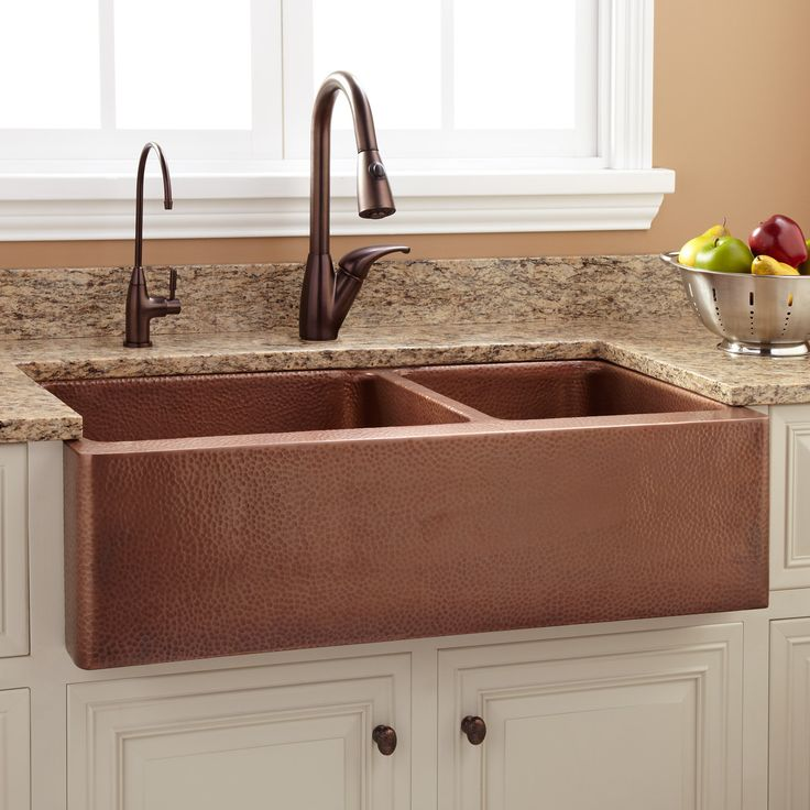1000 ideas about copper farmhouse sinks on pinterest. Black Bedroom Furniture Sets. Home Design Ideas