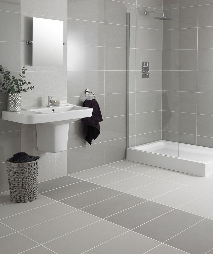 Bathroom Decorating Tips for a Clean Look | Grey bathrooms, Wall ...