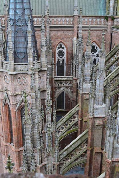 Catedral de La Plata. Provincia de Buenos Aires. Argentina
