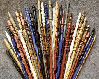 Random Wands, Custom Wands, Magic Wands, Wood Wand, Magic Wand, Wizard Wand
