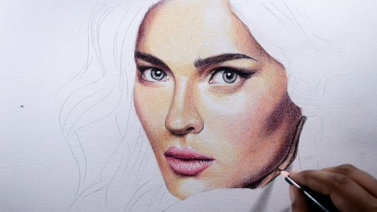 Drawing skin is never easy especially when it comes to colored pencils. In this tutorial i am trying to give you some basic tips for drawing skin tone. It is...