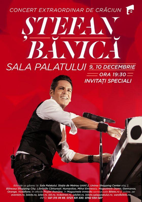 Stefan Banica - Concert extraordinar de Craciun - 10 Dec 2016