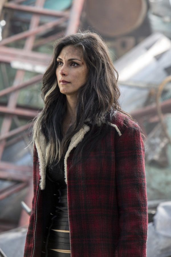 Morena Baccarin as Vanessa Carlysle in DEADPOOL