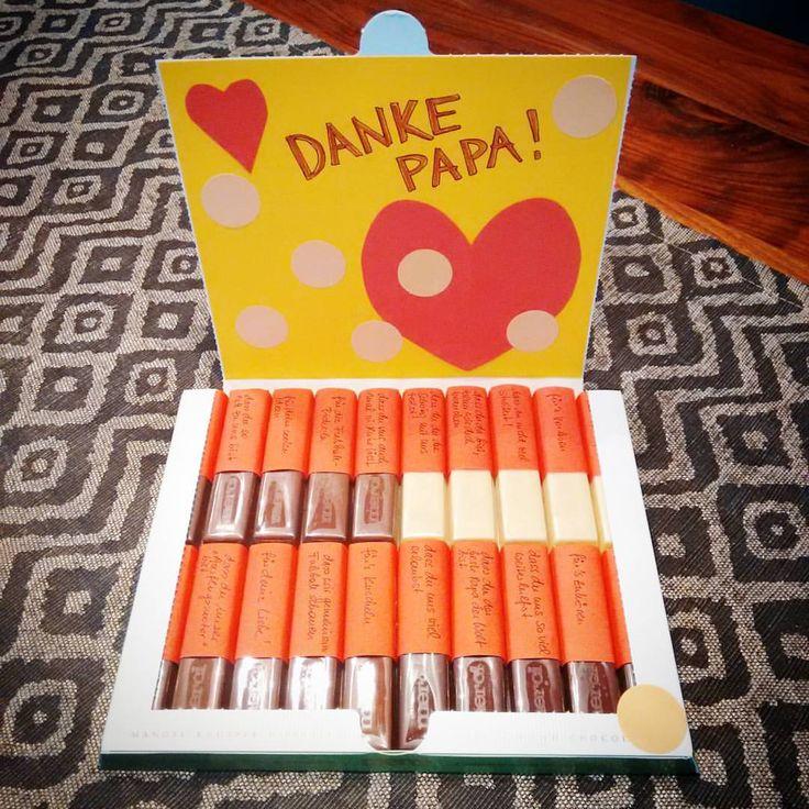 17 besten basteln bilder auf pinterest geschenke basteln - Geschenk basteln papa ...